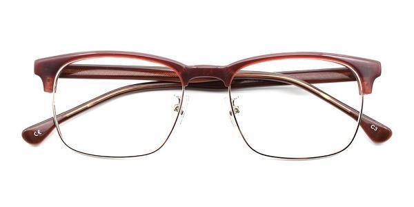 Alyssa Eyeglasses Brown