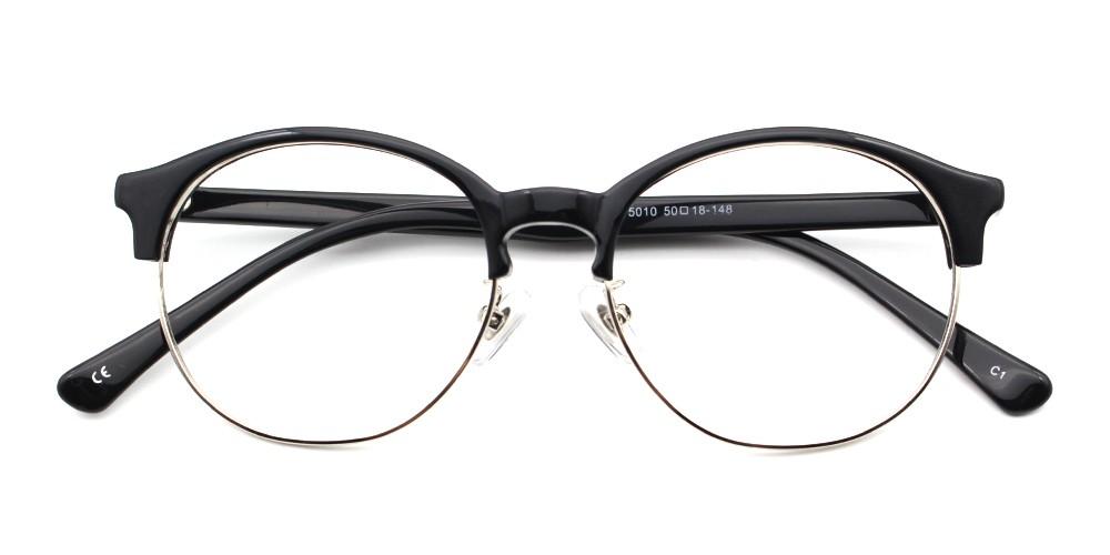 Makayla Cheap Eyeglasses Black