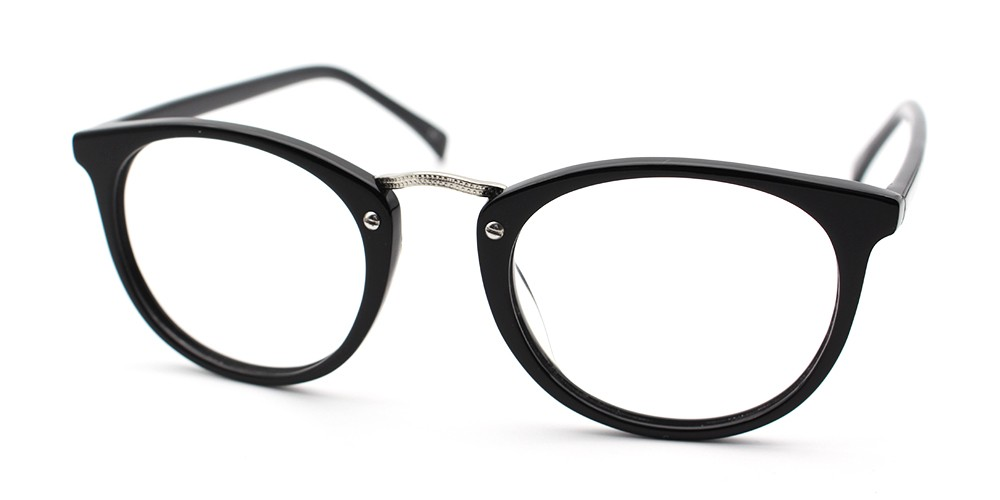 Gabriella Discount Eyeglasses Black