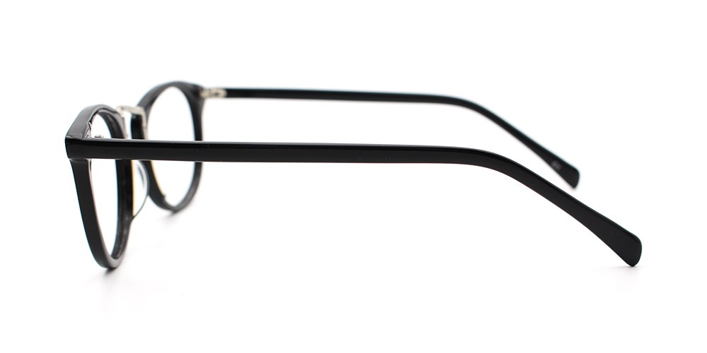 Gabriella Prescription Eyeglasses Black