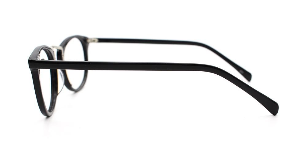 Gabriella Prescription Eyeglasses Black