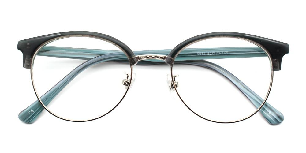 Elena Cheap Eyeglasses Green
