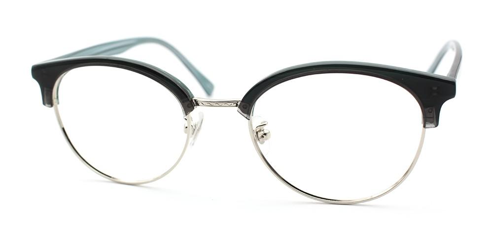 Elena Discount Eyeglasses Green