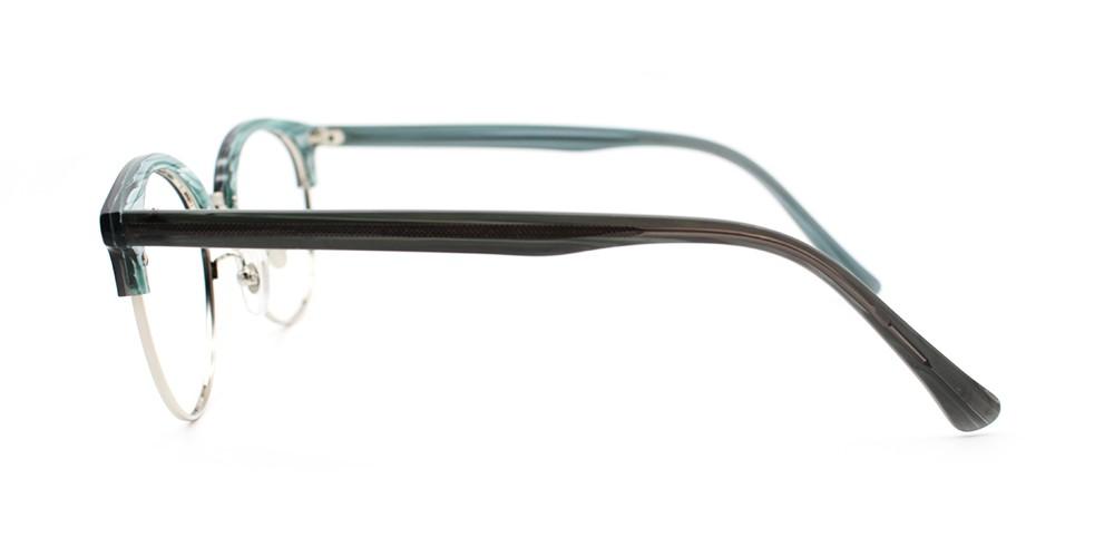 Elena Prescription Eyeglasses Green