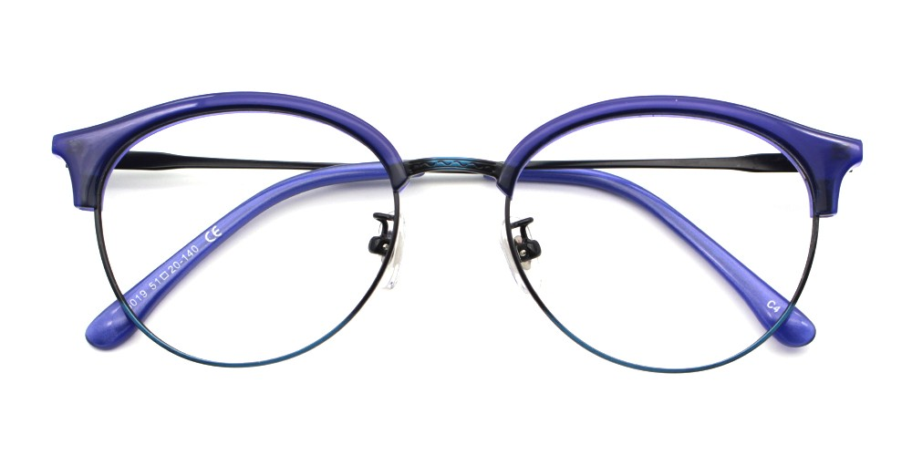 Adam Prescription Eyeglasses Purple