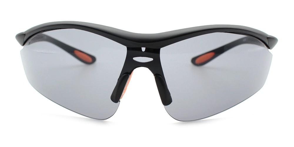 Connor Prescription Safety Glasses Grey