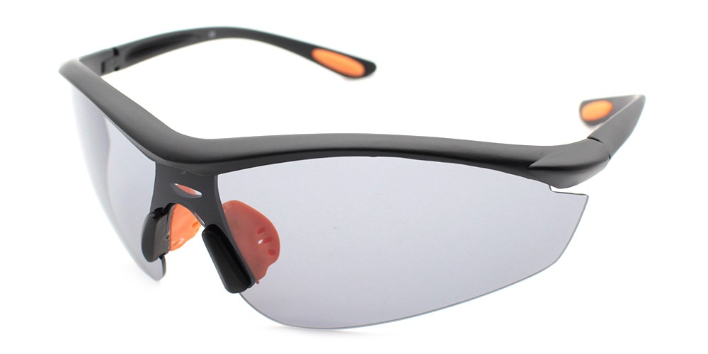 Connor Discount Safety Glasses Grey