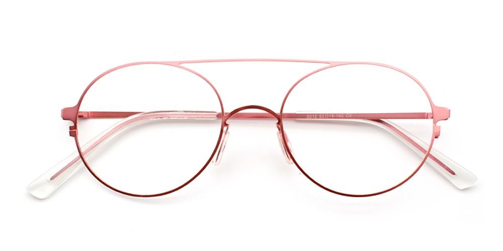 Paloma Cheap Eyeglasses Pink