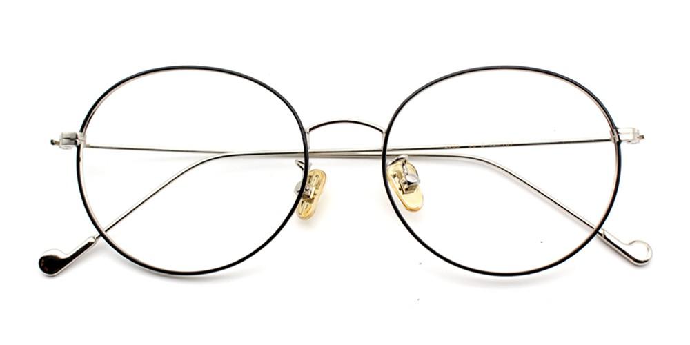 Louanne Cheap Eyeglasses Black