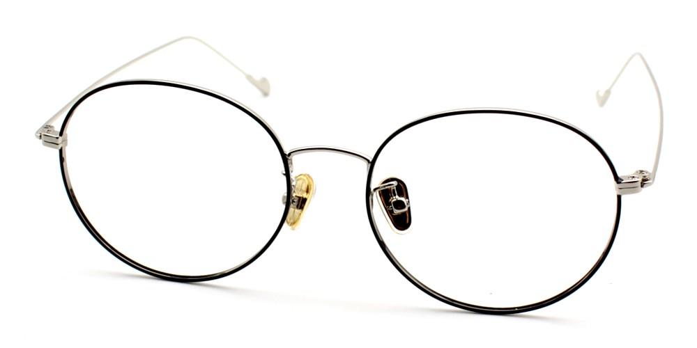 Louanne Discount Eyeglasses Black