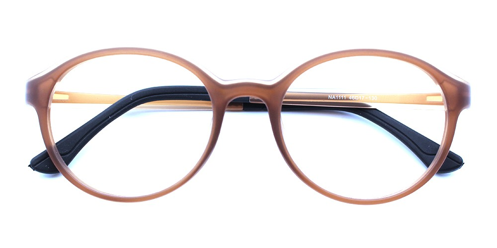 Levi Discount Kids Glasses Brown
