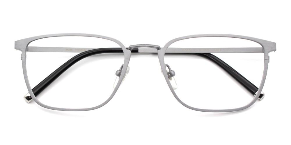 Caden Cheap Glasses Silver