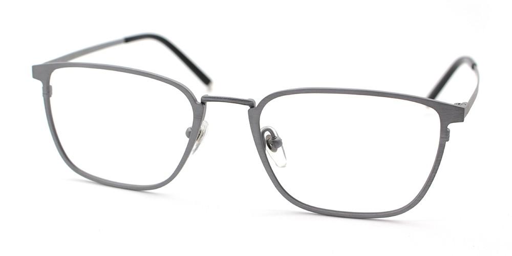 Caden Discount Glasses Silver