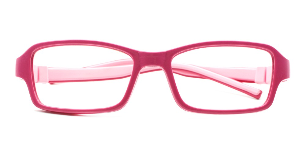 Sydney Cheap Eyeglasses Red