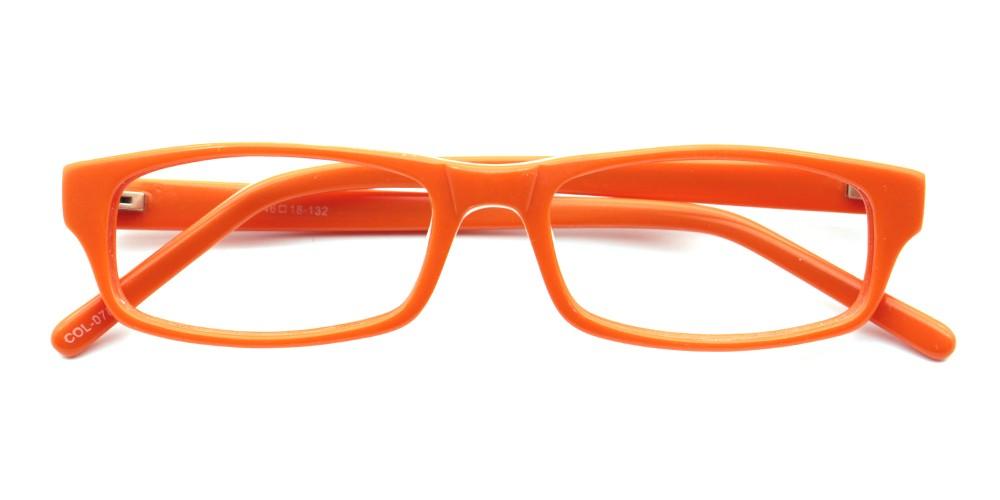 Bailey Kids Glasses Orange
