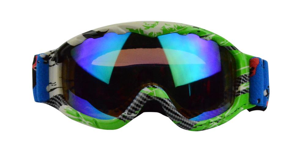 Cole Ski Goggles Green