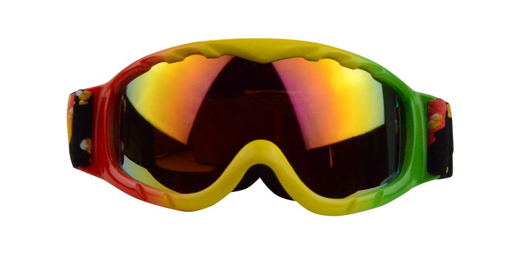 Cole Rx Ski Goggles Rainbow