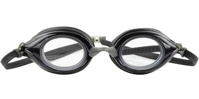 Micah Rx Swimming Goggles Black