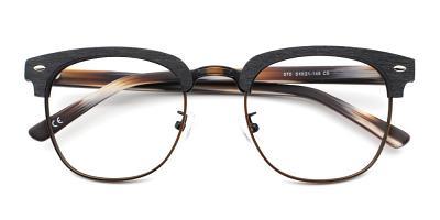 Cameron Eyeglasses Black