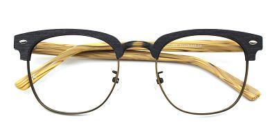 Cameron Eyeglasses Wood