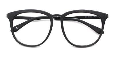 Zachary Eyeglasses Black