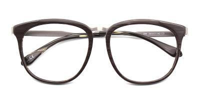 Zachary Eyeglasses Grey