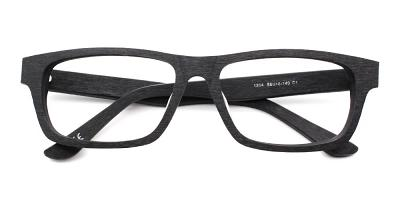 Owen Eyeglasses Black