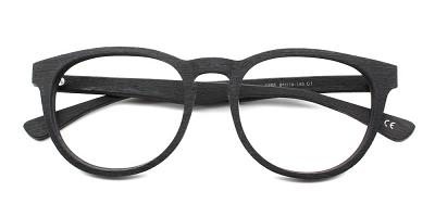 Maya Eyeglasses Black