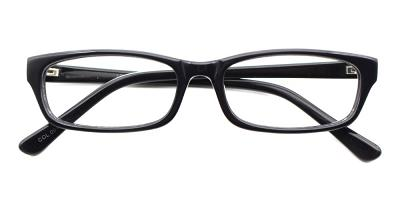 Keira Kids Rx Glasses Black