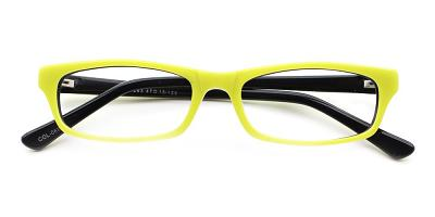 Keira Kids Rx Glasses Green