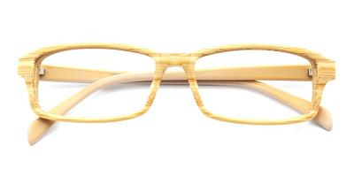 Annabelle Eyeglasses Wood