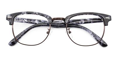 Morey Eyeglasses Grey