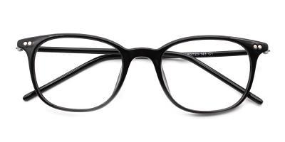Thomas Rx Glasses Black