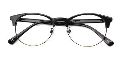 Allison Eyeglasses Black