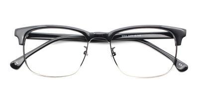 Alyssa Eyeglasses Black
