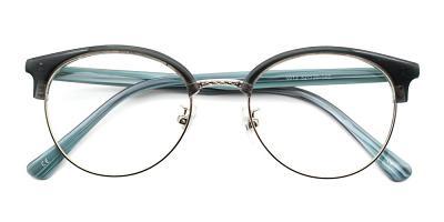 Elena Eyeglasses Green