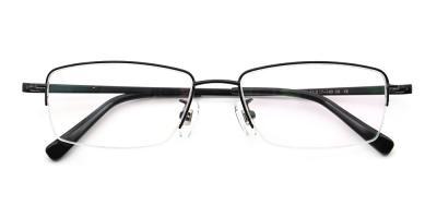 Jackson Eyeglasses Black