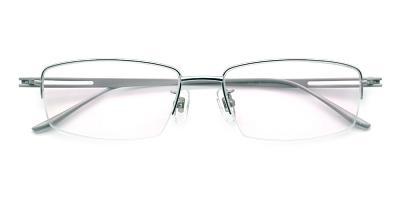 Liam Eyeglasses Silver