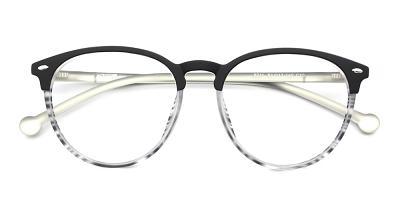 Riley Eyeglasses Black