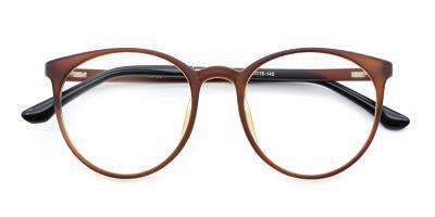Christopher Eyeglasses Brown