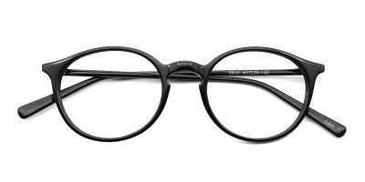 Savannah Eyeglasses Black
