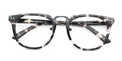 Hailey Eyeglasses Grey