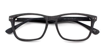 Isaac Eyeglasses Black