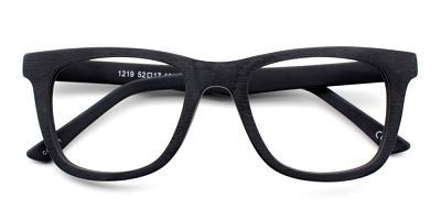 Nathan Eyeglasses Black