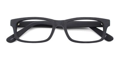 Maria Eyeglasses Black