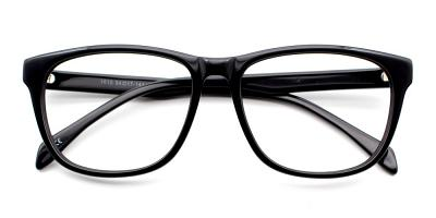 Nora Eyeglasses Black