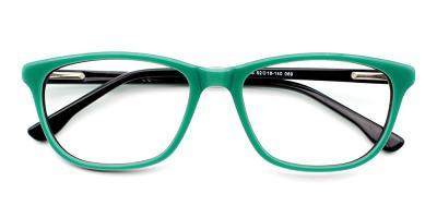 Harper Eyeglasses Green