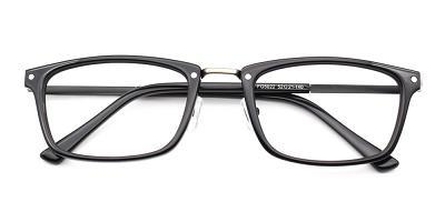 Samuel Eyeglasses Black
