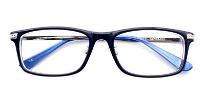 Joshua Eyeglasses Black Blue