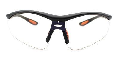 Connor Rx Safety Glasses Black